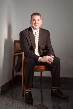 Adam Winkler '04, Distinguished Young Alumnus