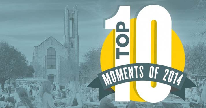 ARTICLE | Top 10 Moments of 2014