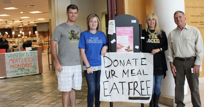 ARTICLE | One Swipe Gives back to Georgetown